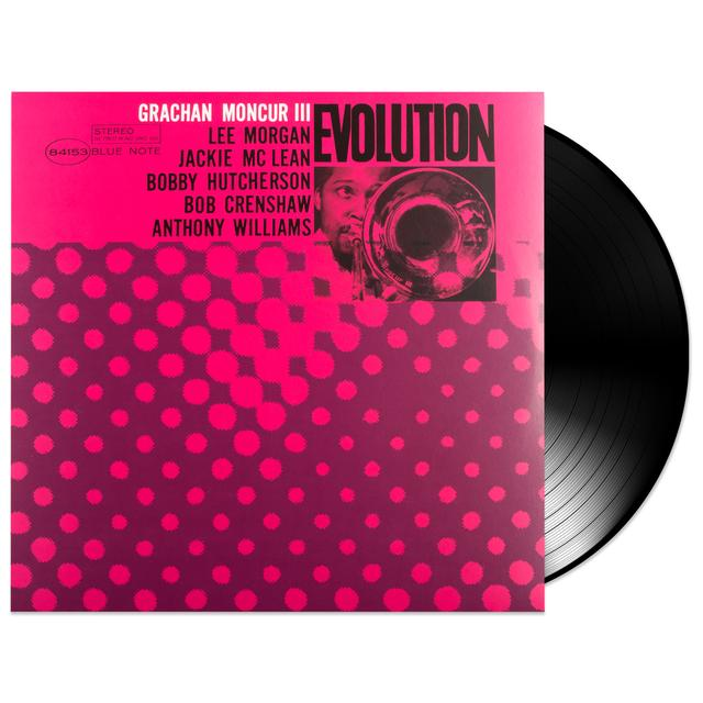 Blue Note Grachan Moncur III - Evolution LP (Vinyl)