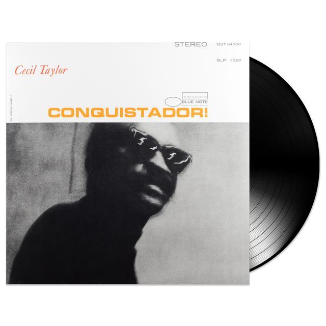 Blue Note Cecil Taylor - Conquistador! LP (Vinyl)