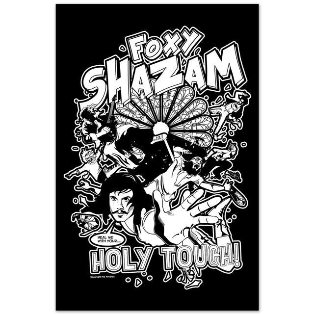 Foxy Shazam Black Friday Poster