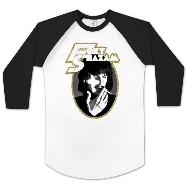 Foxy Shazam Baseball Raglan Shirt