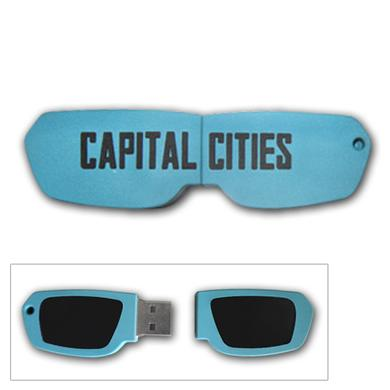 Capital Cities 2-EP USB (Vinyl)