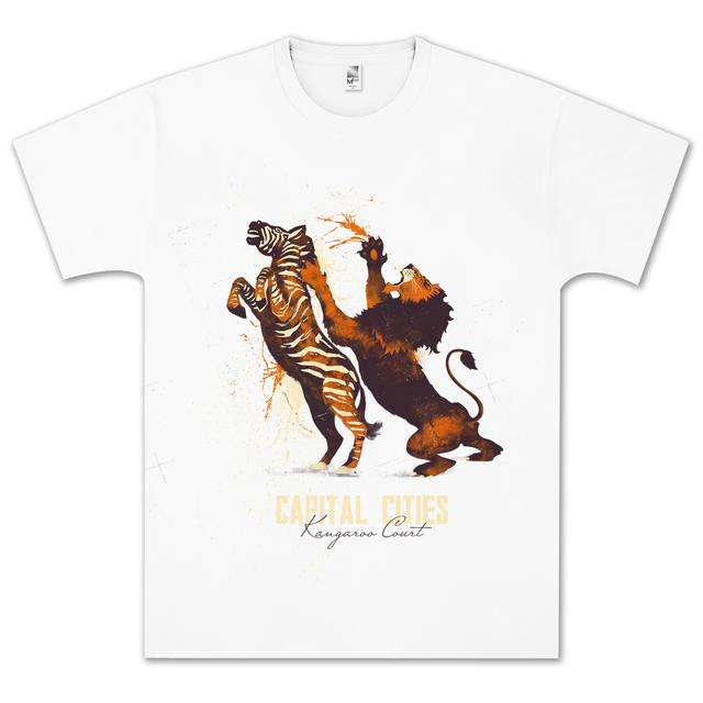 Capital Cities Kangaroo Court Single Art T-Shirt
