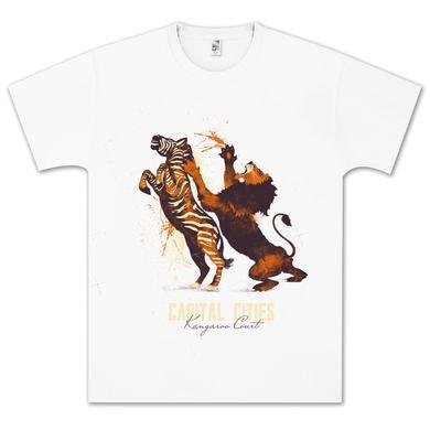 Capital Cities Kangaroo Court Single Art T-Shirt
