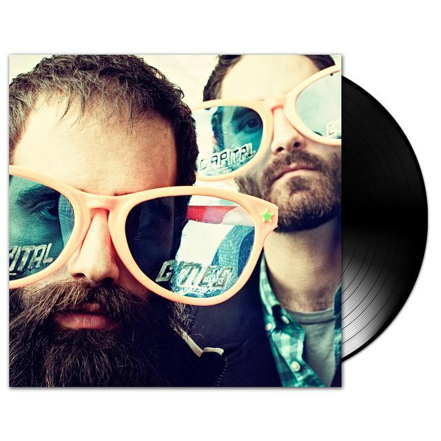 Capital Cities EP Vinyl