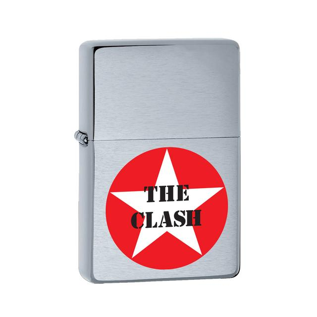 The Clash Star Lighter
