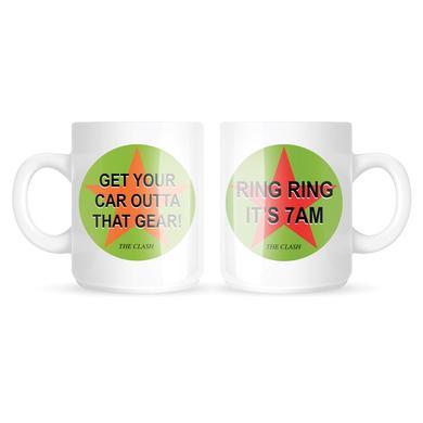The Clash Car Mug