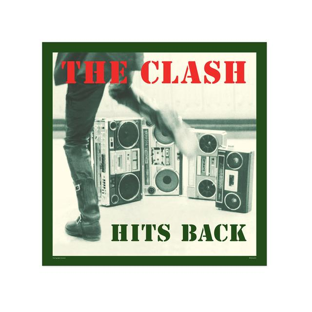The Clash Hits Back Poster