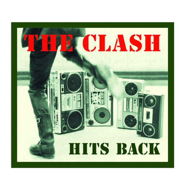The Clash Hits Back 2 CD Set