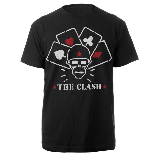 The Clash Straight to Hell Tee