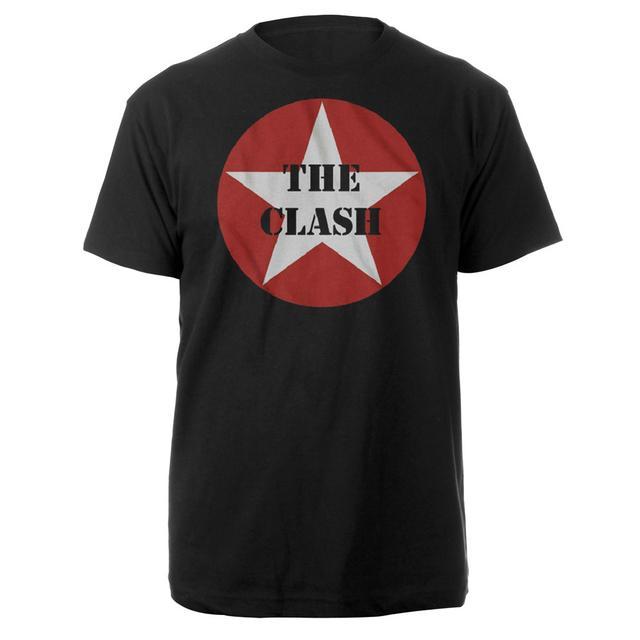The Clash Star Logo Tee