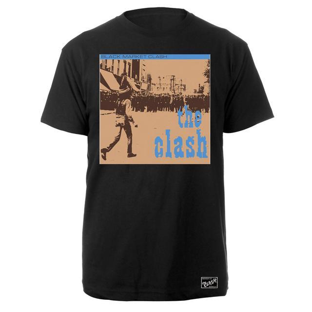 Black Market Clash Album Tee