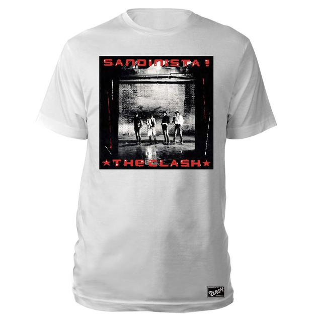 The Clash Sandinista! Album Tee