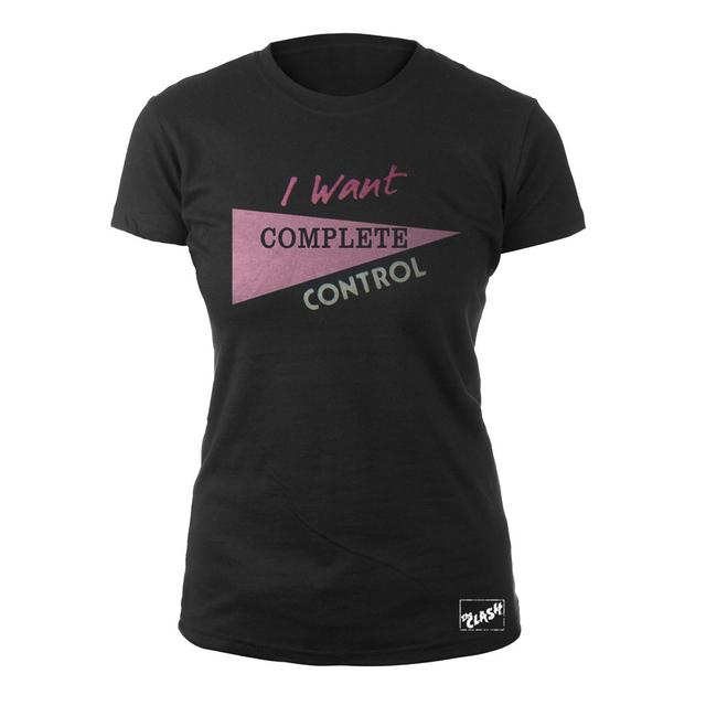 The Clash Complete Control Ladies Tee