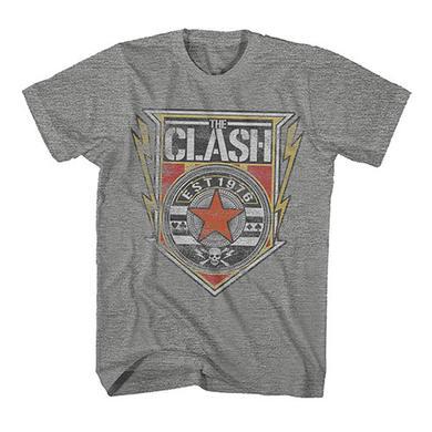 The Clash Shield 76 T-shirt