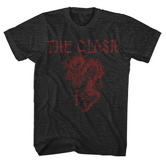 The Clash Dragon T-shirt