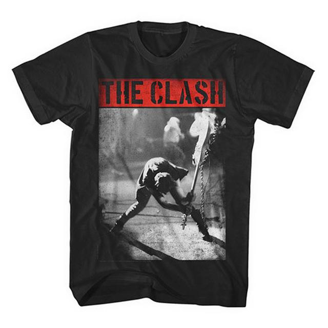 The Clash Red Banner T-shirt