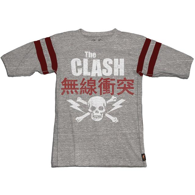 The Clash Hockey Tee