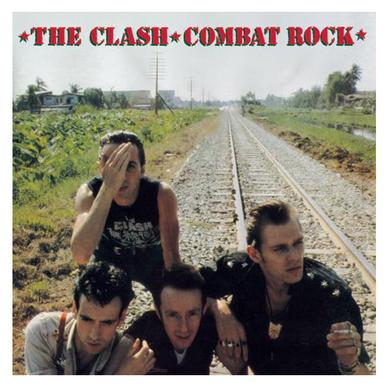The Clash Combat Rock LP (Vinyl)