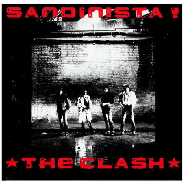 The Clash Sandinista! LP