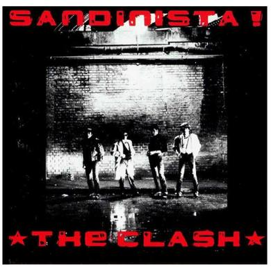 The Clash Sandinista! LP (Vinyl)