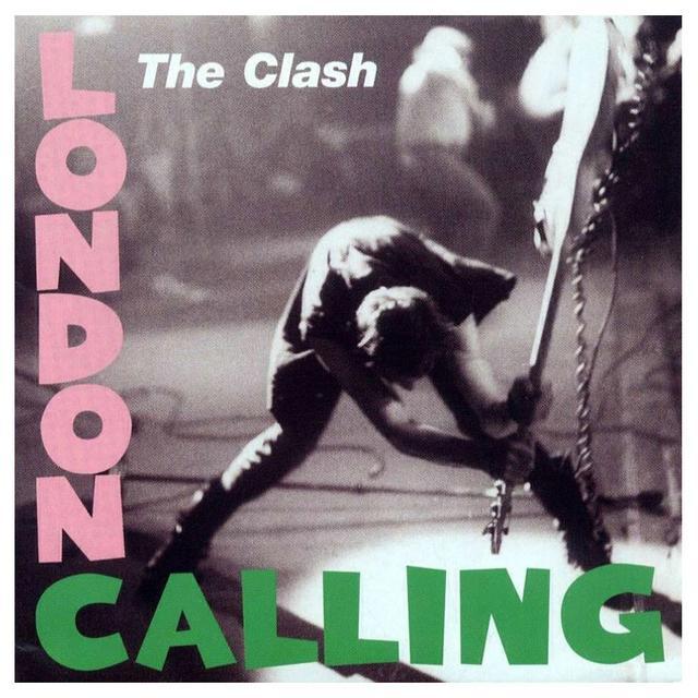 The Clash London Calling LP (Vinyl)