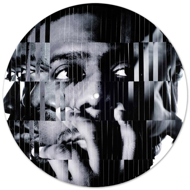 Robert Glasper Experiment Shattered Slipmat