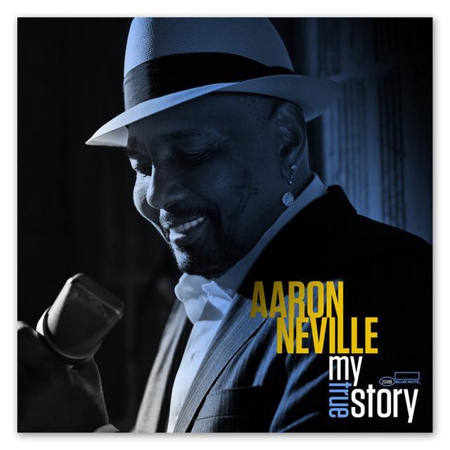 Aaron Neville - My True Story CD