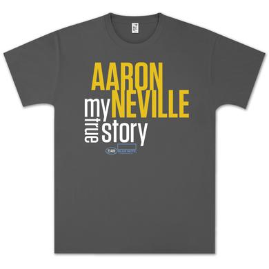 Aaron Neville My True Story T-Shirt
