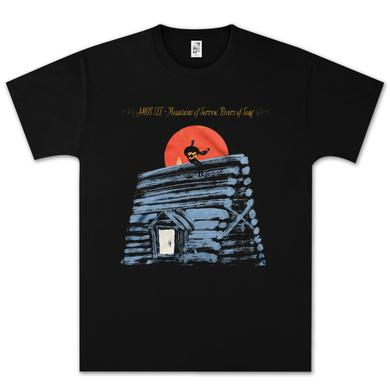 Amos Lee Mountains Of Sorrow, Rivers Of Song Album T-Shirt