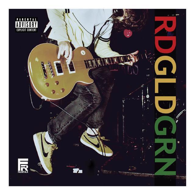 "RDGLDGRN ""RED GOLD GREEN"" Signed CD"