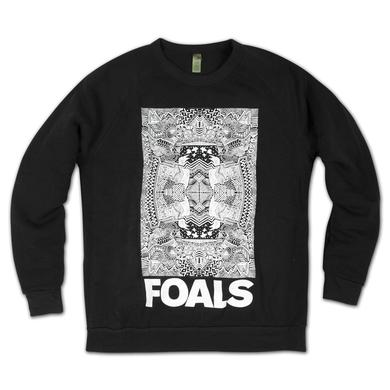 Foals Aztec Pull Over Sweater