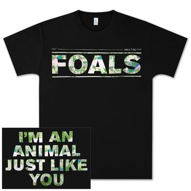 Foals Animal Like You T-Shirt
