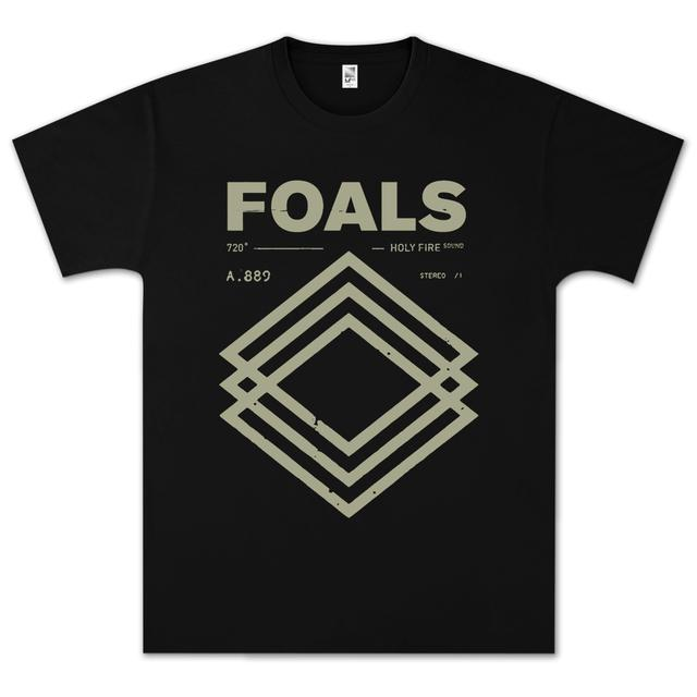 Foals Diamonds T-Shirt