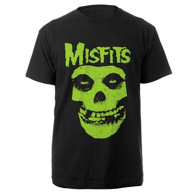 The Misfits Florescent Feind T-shirt