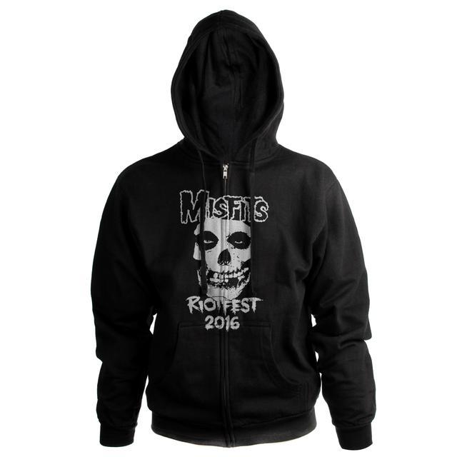 Misfits Riotfest hoodie