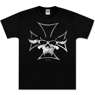 Danzig Iron Cross Tee