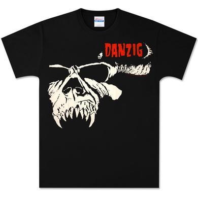 Danzig Half Skull T-Shirt