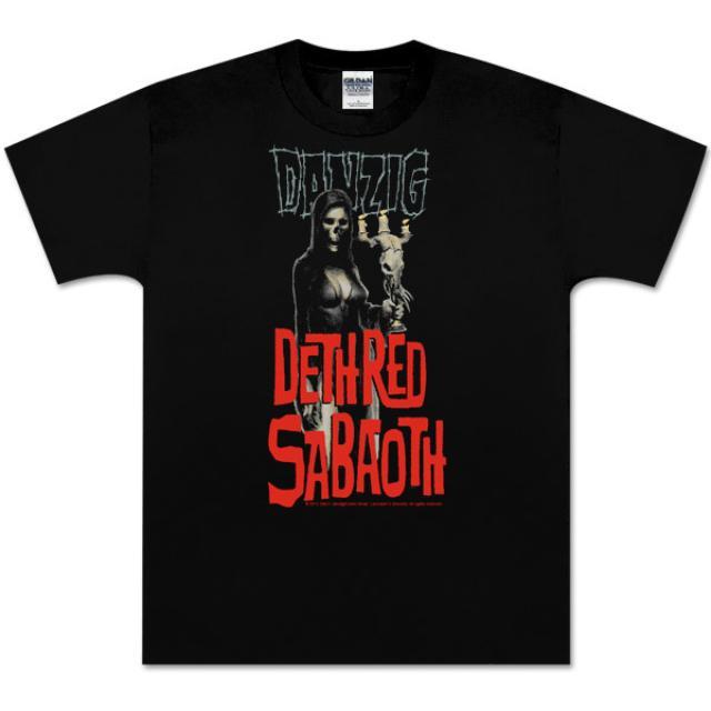 Danzig Candelabra Tour T-Shirt