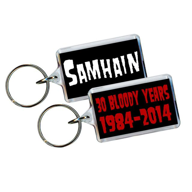 Samhain 30th Anniversary Keychain