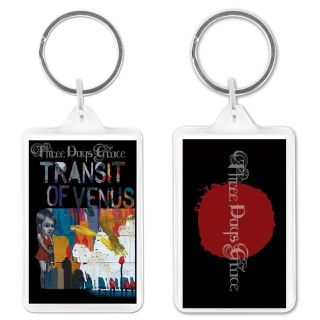 Three Days Grace Venus Sister Keychain