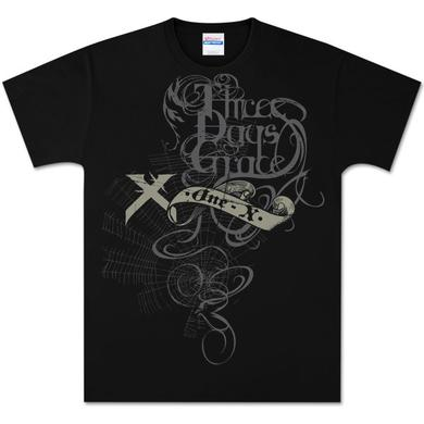 Three Days Grace Midnight Strangler Black Tee