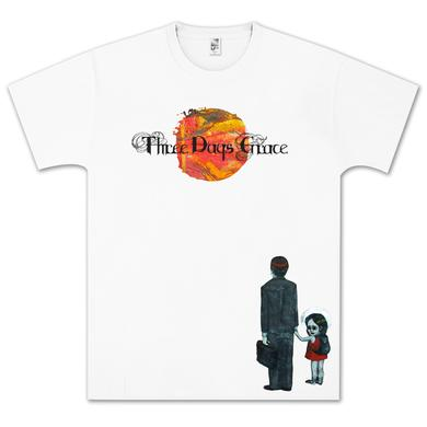 Three Days Grace Venus Rise T-Shirt