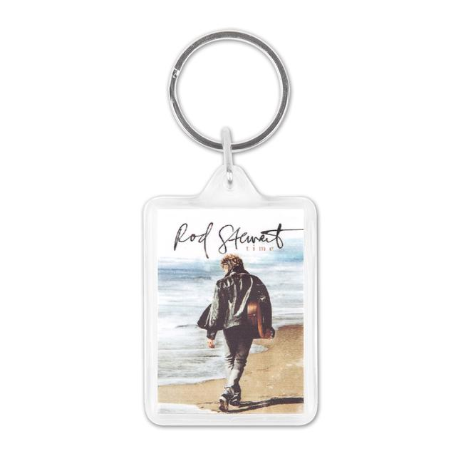 Rod Stewart Time Keychain