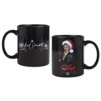 Rod Stewart Holiday Mug
