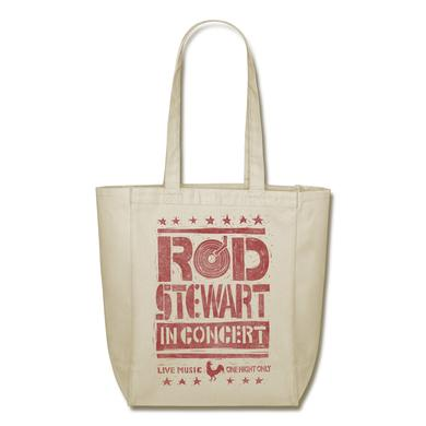 Rod Stewart Vinyl Tote Bag