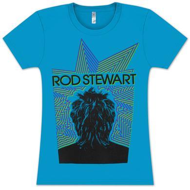 Rod Stewart Electric Juniors T-Shirt