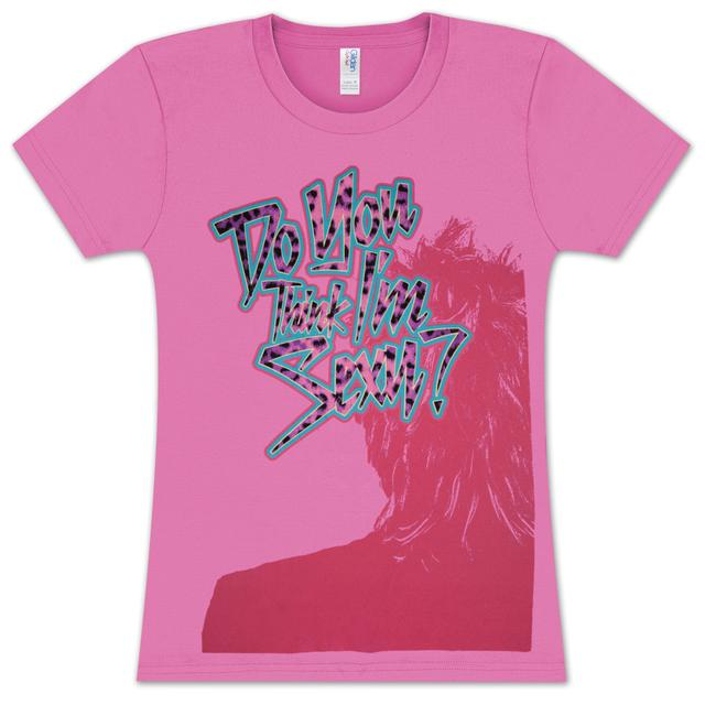 Rod Stewart Leopard Fill Junior T-Shirt