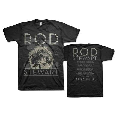 Rod Stewart Peekaboo Tour T-Shirt