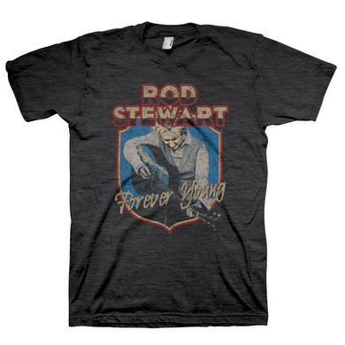 Rod Stewart Forever Crest Tee