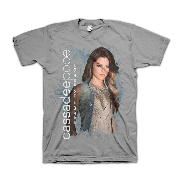 Cassadee Pope Splatter Pose T-Shirt